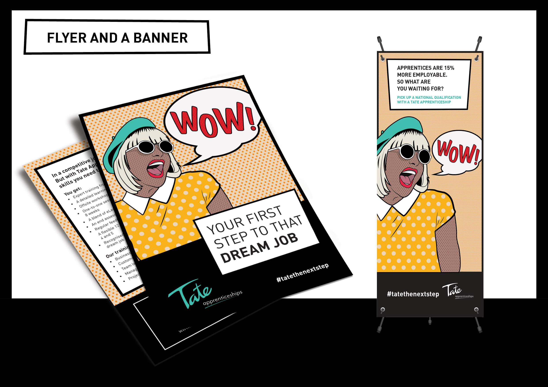 Tate apprenticeship – Marketing campaign2 (1)